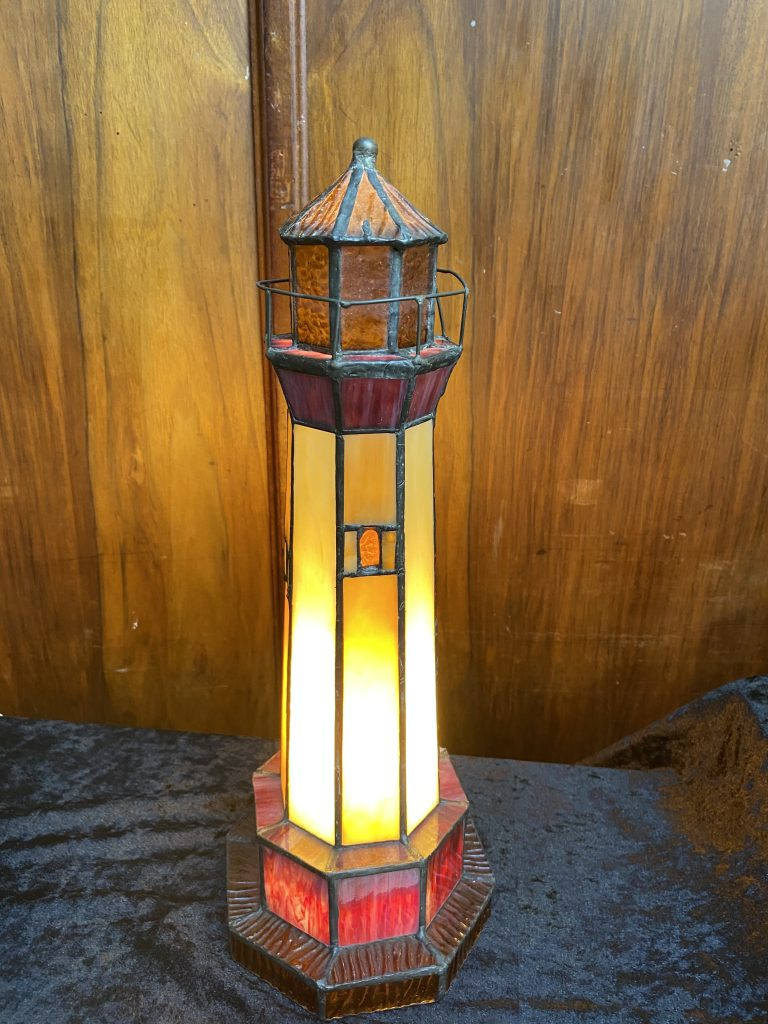 Collectables Market - Lighthouse Lamp